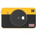 Фотоаппарат компактный KODAK C210R Mini Shot Combo 2 Retro (yellow)