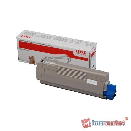 Тонер-картридж OKI Toner-MC851/861-Magenta - 7.3k Non EU